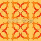 Verbundene Ketten Muster Design