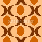 Eggs without Ham Seamless Vector Pattern Design