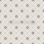 Arabeske Sterne Vektor Muster