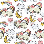 Dream Buddies of Natalie Seamless Pattern