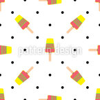 Ice Cream Dance Pattern Design