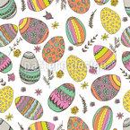 Versteck An Ostern Musterdesign