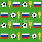 WM Russland Designmuster