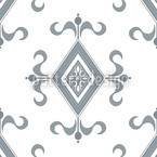 Gothic Grey Pattern Design