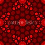 Floral Rhythm Pattern Design