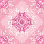 Kaleidoscopic Diamond Structures Design Pattern