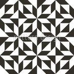 Geometric Perfection Seamless Vector Pattern Design