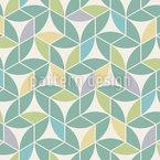 Blätter Im Sommer Muster Design