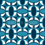 In The 70s Seamless Pattern