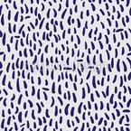 Fleckiger Dalmatiner Nahtloses Vektormuster
