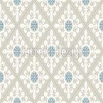 Cross Fleury Pattern Design