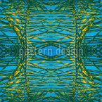 Estrutura do mato Design de padrão vetorial sem costura