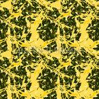 Chaotische Striche und Figuren Nahtloses Vektor Muster