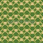 リングのメッシュ シームレスなベクトルパターン設計