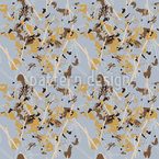 Mimetic Camouflage Repeating Pattern