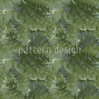Leaf Mimesis Repeat Pattern