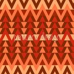 Zigzag Tradition Seamless Pattern