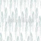 Weizenernte Vektor Design