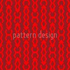 Mantendo Quente Design de padrão vetorial sem costura