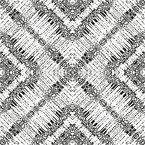 Campi quadrati disegni vettoriali senza cuciture