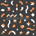 Abstrakte Geometrien Muster Design