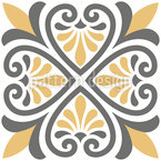 Greek Tile Repeat Pattern