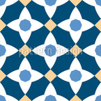 Can You See The Circle Seamless Pattern