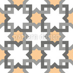 Interlocking Shapes Design Pattern