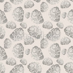 Ancient Snails Pattern Design