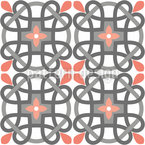 Cholet Seamless Vector Pattern Design