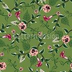 Charmante Bouquets Vektor Design