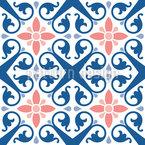 Circles Cross Pattern Design