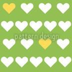 Frisch Verliebt Muster Design