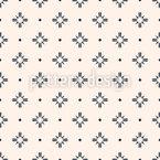 Arabesken Retro Stil  Muster Design