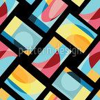 Geometrische Abstraktionen Musterdesign