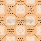 Rounded Corners Seamless Pattern