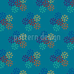 Flowers From Flowers Seamless Pattern