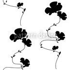 Shadow Play White Vector Design