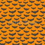 Glückliche Halloween Fledermäuse Vektor Design