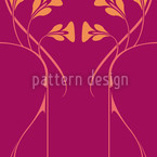 Pelleas Et Melisande Magenta Pattern Design