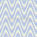Glitch Background Seamless Vector Pattern Design