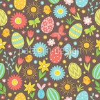 Easter Stuff Pattern Design