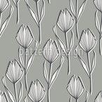 Einfärbige Tulpe Rapport