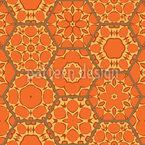Kakeidoscopic Combs Design Pattern