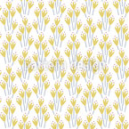 Elegant Spring Seamless Vector Pattern Design