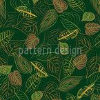 Heilige Blätter Vektor Design