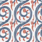 Schon Wieder Ikat Muster Design