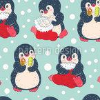 Pinguin Kinder Rapportmuster