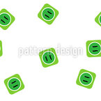 Buttons Up Seamless Vector Pattern Design