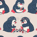 Chess Penguins Repeat